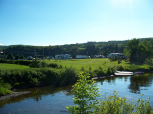 Photo of Baird's Memorial Campground - Perth Andover, NB